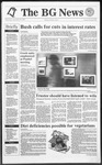 The BG News November 13, 1991