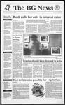 The BG News November 13, 1991