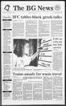 The BG News November 14, 1991