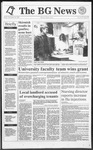 The BG News November 15, 1991