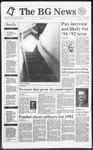 The BG News November 20, 1991