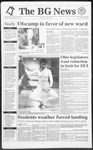 The BG News November 21, 1991