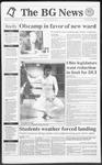 The BG News November 21, 1991
