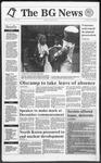 The BG News November 22, 1991