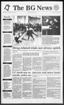 The BG News November 26, 1991