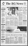 The BG News December 4, 1991