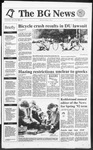 The BG News December 5, 1991