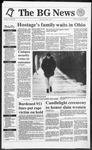 The BG News December 6, 1991