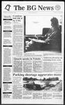 The BG News December 10, 1991