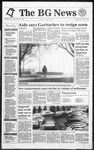 The BG News December 11, 1991