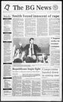 The BG News December 12, 1991