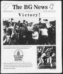 The BG News December 16, 1991