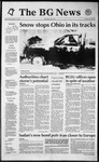 The BG News January 15, 1992