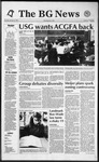 The BG News January 23, 1992