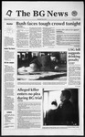 The BG News January 28, 1992