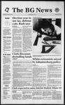 The BG News January 29, 1992