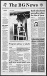 The BG News January 30, 1992