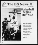 The BG News February 3, 1992