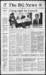 The BG News February 4, 1992