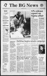 The BG News February 5, 1992