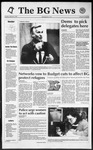 The BG News February 6, 1992