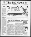 The BG News February 10, 1992