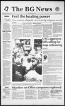 The BG News February 11, 1992