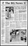 The BG News February 12, 1992