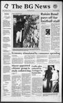 The BG News February 14, 1992