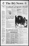 The BG News February 18, 1992