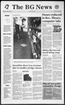 The BG News February 20, 1992