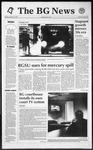 The BG News February 25, 1992
