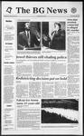 The BG News February 26, 1992