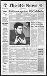 The BG News February 28, 1992
