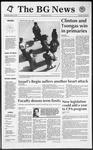 The BG News March 4, 1992