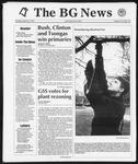 The BG News March 9, 1992
