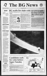 The BG News March 10, 1992