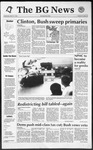 The BG News March 11, 1992