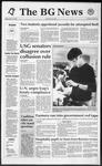 The BG News March 13, 1992