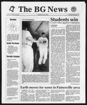 The BG News March 16, 1992
