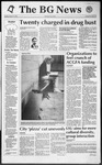 The BG News March 17, 1992