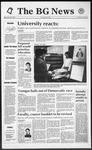 The BG News March 20, 1992