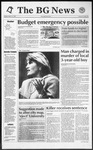 The BG News March 31, 1992