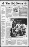 The BG News April 1, 1992