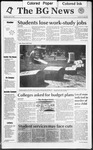The BG News April 2, 1992