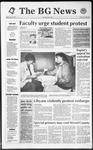The BG News April 3, 1992
