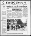 The BG News April 6, 1992