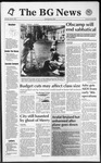 The BG News April 9, 1992