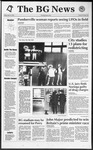 The BG News April 10, 1992