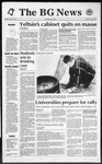 The BG News April 14, 1992